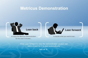 Metricus Demonstration ITWinners