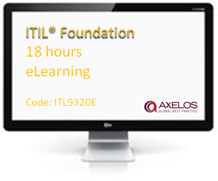 IT Winners ITIL Foundation eLearning Course plus ITIL Foundation Exam
